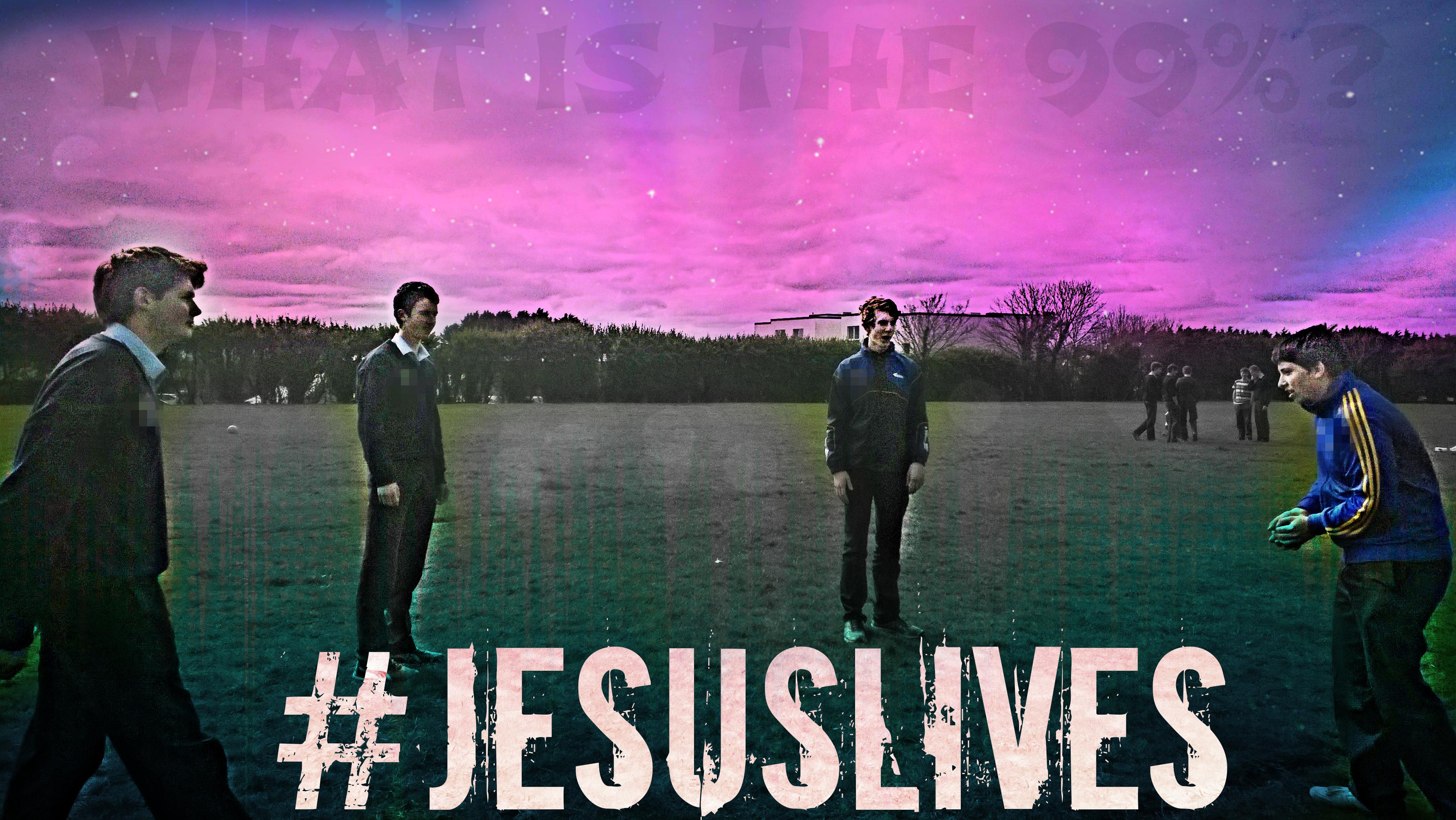 JL185: Jesus Dies
